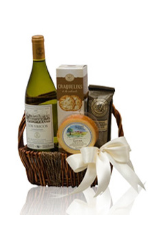 THE SIMPLE CLASSIC WINE GIFT BASKET
