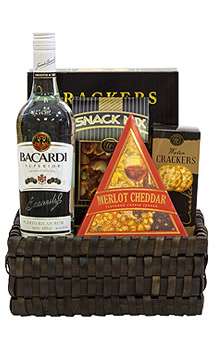 THE SUPERIOR GIFT BASKET