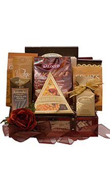 THE ULTIMATE COLLECTION GIFT BASKET