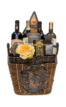 THE WINE COLLECTOR GIFT BASKET