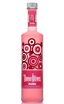 Three Olives® Bubble Vodka