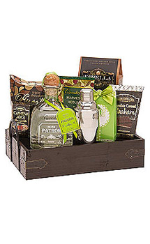 TIMELESS TEQUILA GIFT BASKET