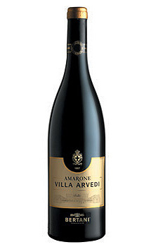 VILLA ARVEDI AMARONE FROM BERTANI W