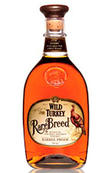WILD TURKEY RARE BREED BOURBON