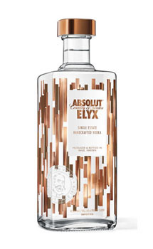 ABSOLUT VODKA ELYX -1L