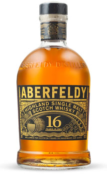 ABERFELDY SINGLE MALT SCOTCH WHISKE