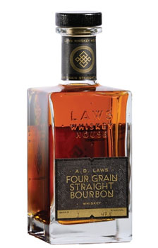 A.D. LAWS BOURBON FOUR GRAIN