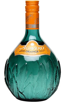 AGAVERO TEQUILA LIQUEUR ORANGE