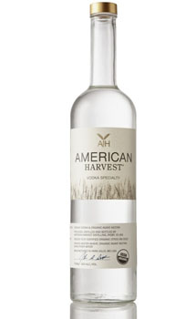 AMERICAN HARVEST VODKA SPECIALTY