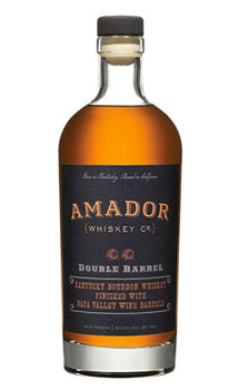 AMADOR WHISKEY CO. BOURBON DOUBLE B