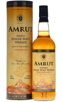 AMRUT WHISKY SINGLE MALT CASK MALT