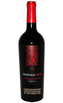 APOTHIC RED WINEMAKER'S BLEND - CUS