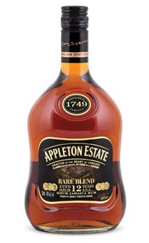 APPLETON ESTATE RARE BLEND 12 YEAR