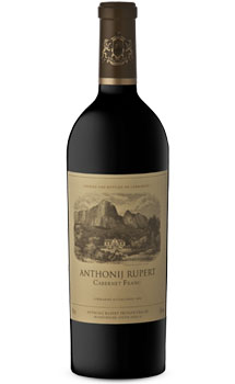 ANTHONIJ RUBERT CABERNET FRANC 2010