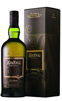 ARDBEG SCOTCH SINGLE MALT CORRYVREC