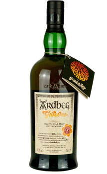ARDBEG SCOTCH SINGLE MALT GROOVES COMMITEE RELEASE