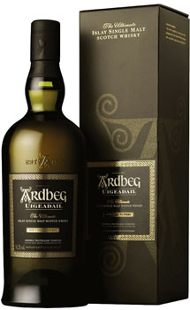 ARDBEG UIGEADAIL SINGLE MALT - 750ML