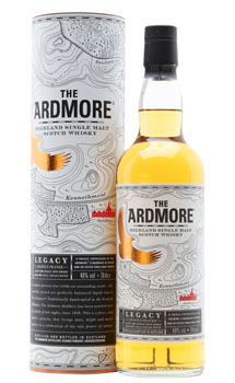 ARDMORE SCOTCH SINGLE MALT LEGACY