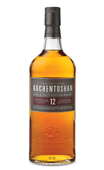 AUCHENTOSHAN 12 YEAR OLD SINGLE MAL