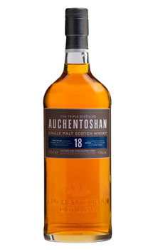 AUCHENTOSHAN 18 YEAR OLD SINGLE MAL