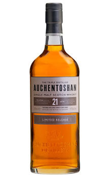 AUCHENTOSHAN 21 YEAR OLD SINGLE MAL
