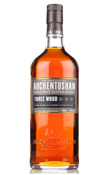 AUCHENTOSHAN THREE WOOD SINGLE MALT