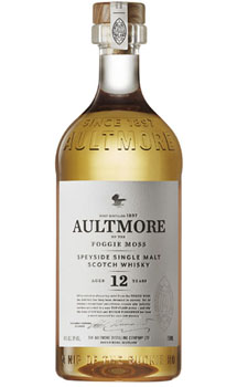 AULTMORE SCOTCH SINGLE MALT 12 YEAR