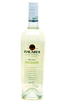BACARDI CLASSIC COCKTAILS HAND SHAK