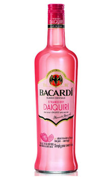 BACARDI CLASSIC COCKTAILS STRAWBERR