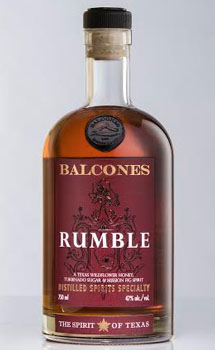BALCONES RUMBLE NON VINTAGE TEXAS SINGLE MALT