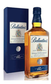 BALLENTINE'S SCOTCH 12 YEAR