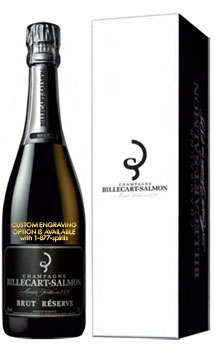 BILLECART-SALMON BRUT RESERVE - CUS