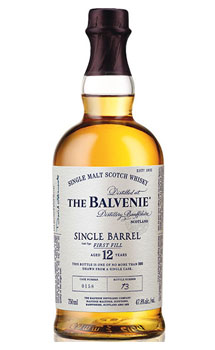 Balvenie single malt