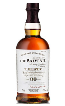 BALVENIE 30 YEAR OLD SINGLE MALT SC