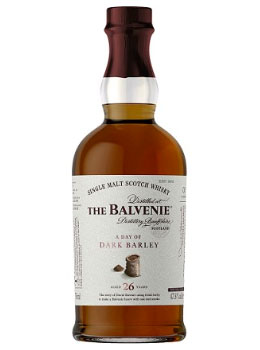 BALVENIE 26 YEAR A DAY OF DARK BARL