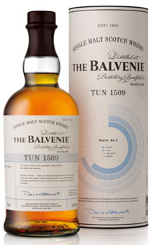 BALVENIE TUN 1509 SINGLE MALT SCOTCH