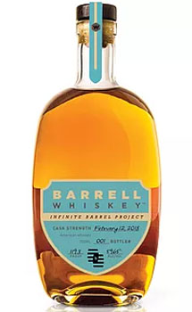 BARRELL WHISKEY INFINITE PROJECT