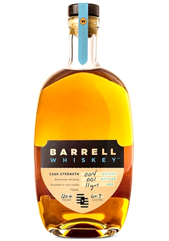 BARRELL WHISKEY CASK STRENGTH BATCH