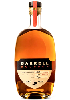 BARRELL BOURBON CASK STRENGTH BATCH