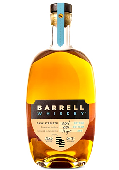BARRELL WHISKEY CASK STRENGTH