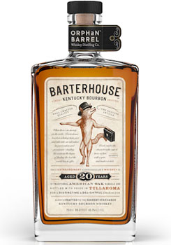 ORPHAN BARREL BARTERHOUSE 20 YEAR O