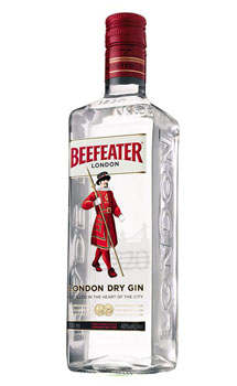 BEEFEATER LONDON DRY GIN - 1 LITER