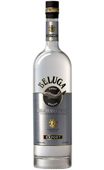 BELUGA VODKA NOBLE