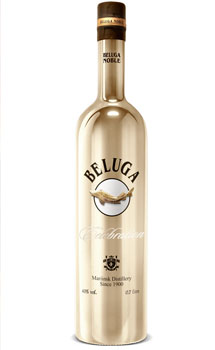 BELUGA VODKA CELEBRATION