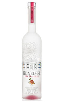 BELVEDERE VODKA PINK GRAPEFRUIT