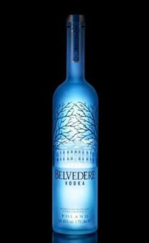BELVEDERE VODKA NIGHT SABER LIMITED