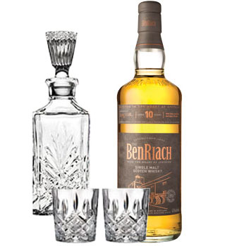 BENRIACH SCOTCH SINGLE MALT 10 YEAR