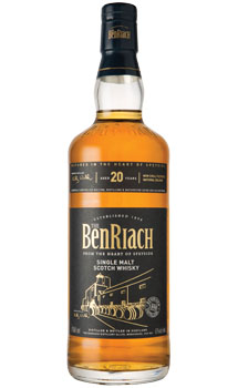 BENRIACH SCOTCH SINGLE MALT 20 YEAR