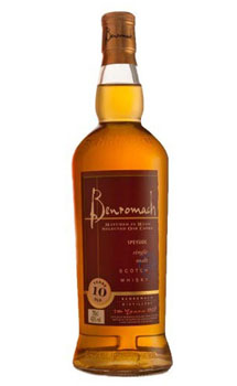 BENROMACH SCOTCH SINGLE MALT 10 YEA