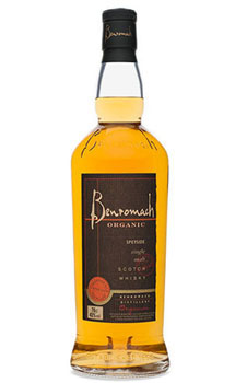 BENROMACH SCOTCH SINGLE MALT ORGANIC